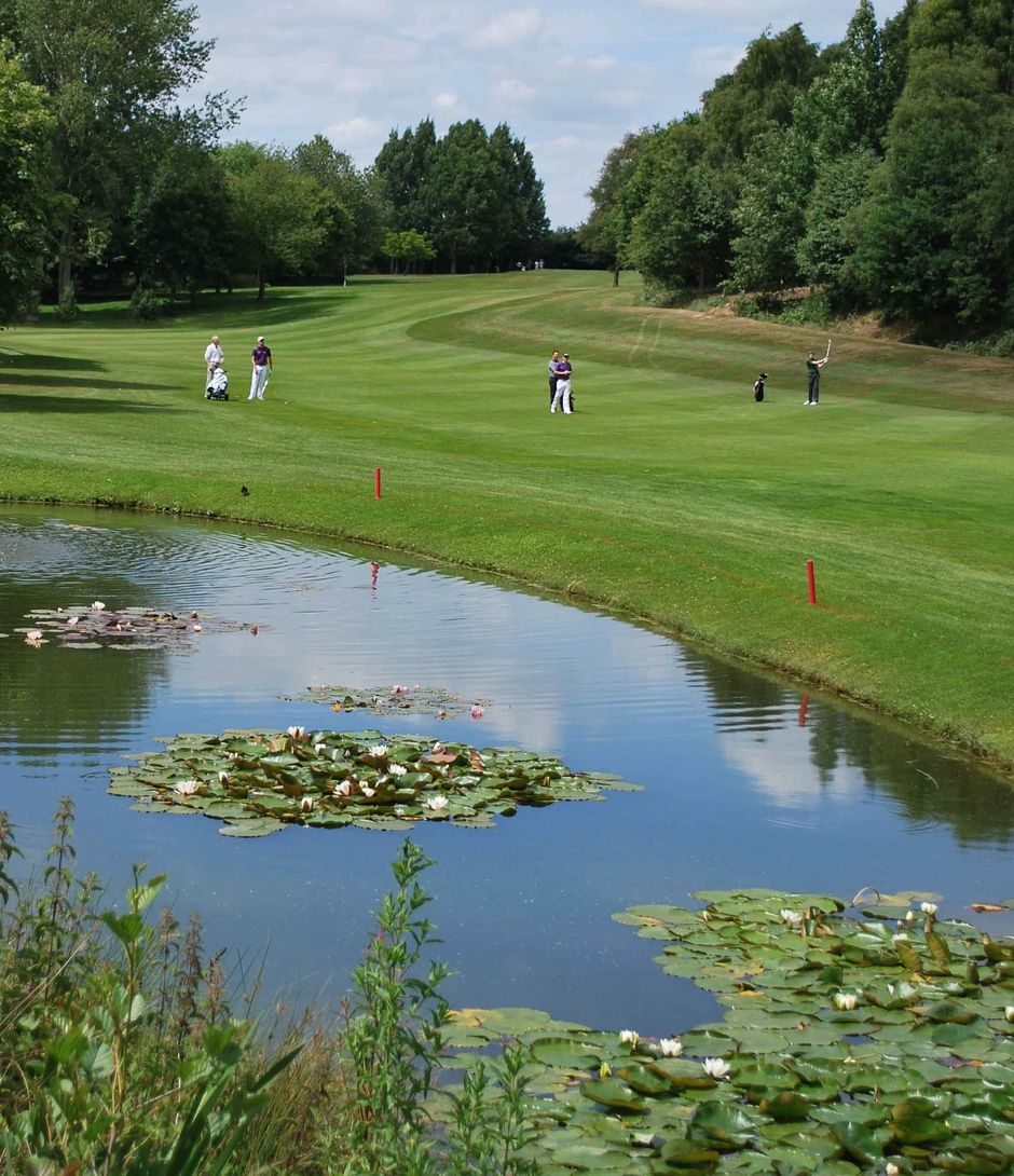 Beautiful setting Coventry Golf Club