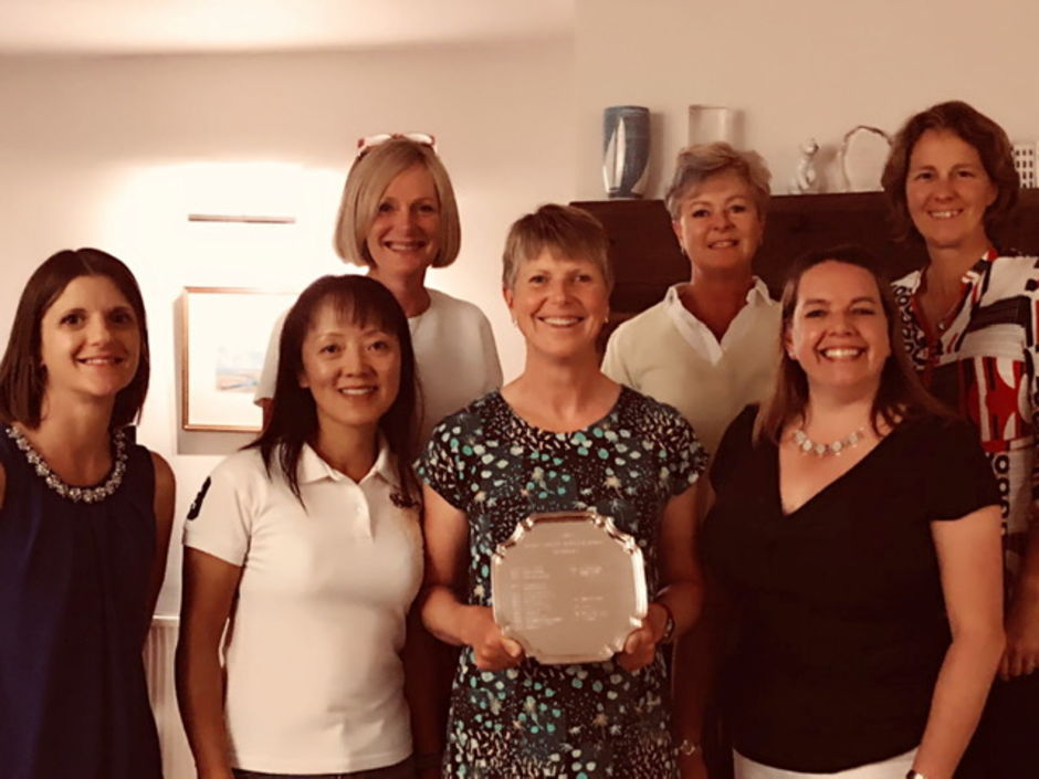 Coventry Golf Ladies Winners